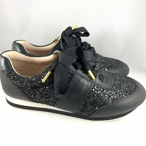 Kate Spade Glitter Sparkle Sneakers